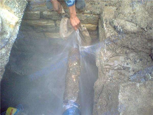 消防管漏水